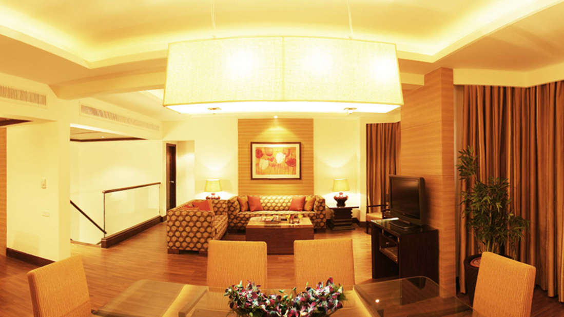 Presidential suite at The Retreat Hotel and Convention Centre Malad Mumbai, best hotels in mumbai