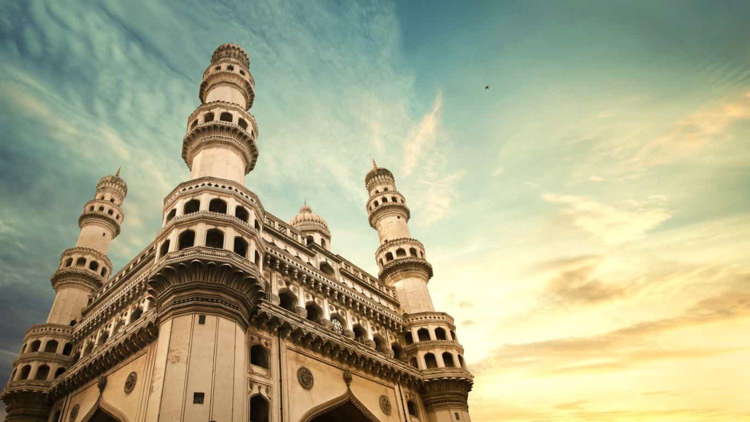 Taj Mahal Hotels - Demo Image