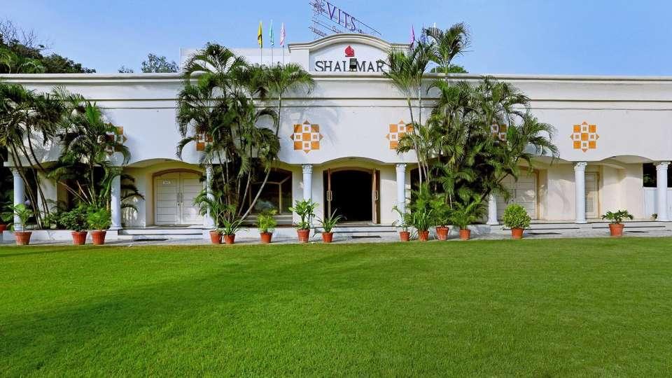 VITS Shalimar Hotel, Ankleshwar Ankleshwar Host 1 2 Entrance