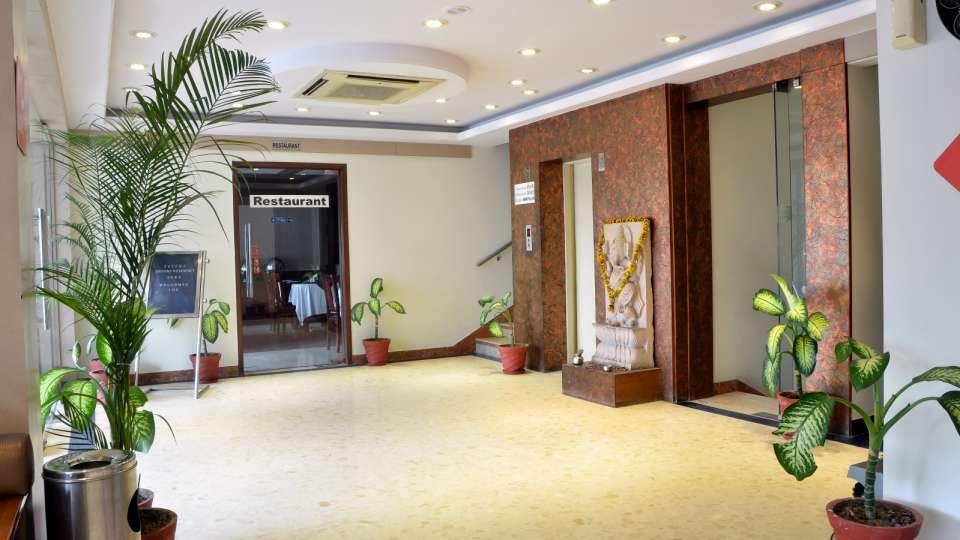 Hotel Trisha Bhoomi Residency, Agra Agra Reception 3 Hotel Trisha Bhoomi Residency Agra