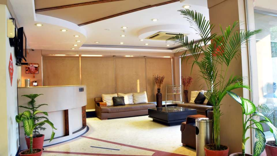 Hotel Trisha Bhoomi Residency, Agra Agra Reception 2 Hotel Trisha Bhoomi Residency Agra