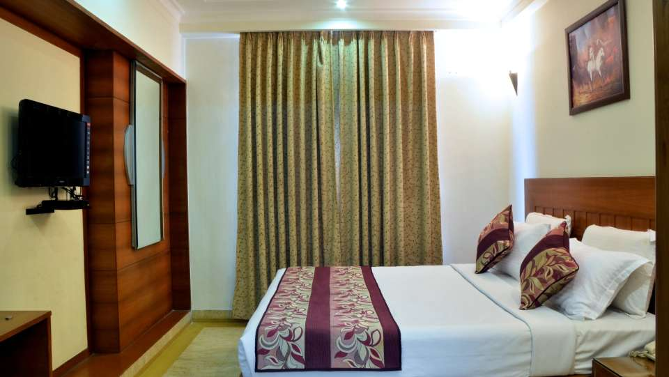 Hotel Trisha Bhoomi Residency, Agra Agra Superior Room 1 Hotel Trisha Bhoomi Residency Agra