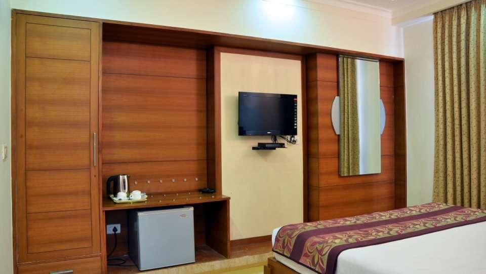 Hotel Trisha Bhoomi Residency, Agra Agra Superior Room 2 Hotel Trisha Bhoomi Residency Agra