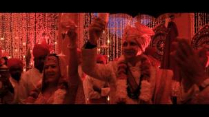 Champagne Toast Ceremony - baradari 3