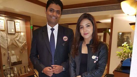 The Orchid - Five Star Ecotel Hotel Mumbai Neeti Mohan at Orhid Hotel Mumbai