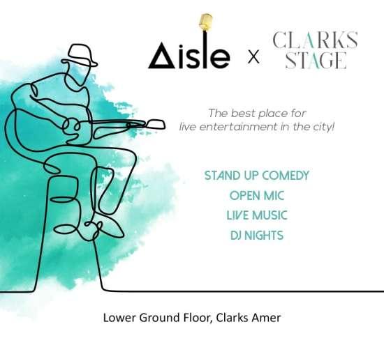 Aisle-Clarks