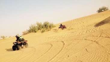 Dunes Tao Experience Jaisamler