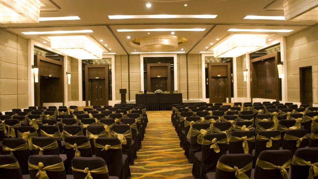 banquet halls, the grand hotel new delhi, Party halls in Delhi  -9