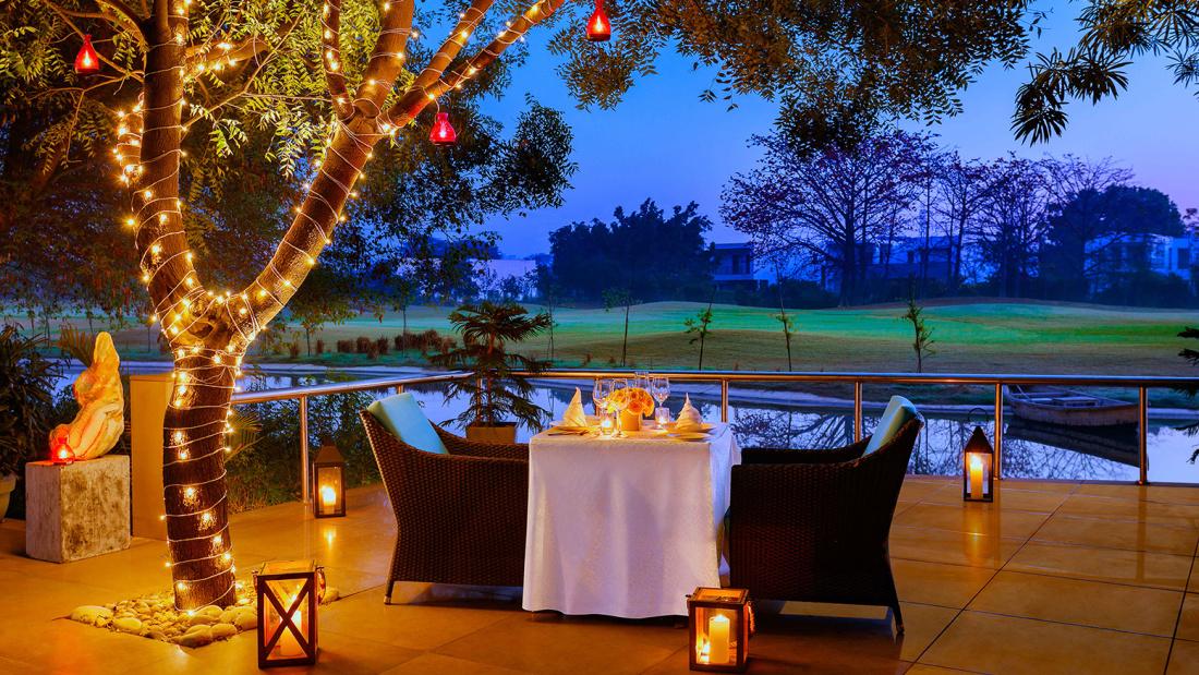 Karma Lakelands Dining in Gurgaon Restaurant in Gurgaon