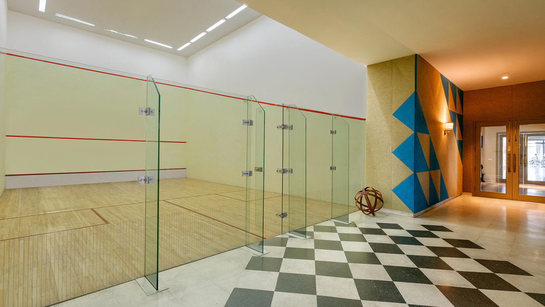Karma Lakelands Squash Court in Gurgaon Play Area in Gurgaon