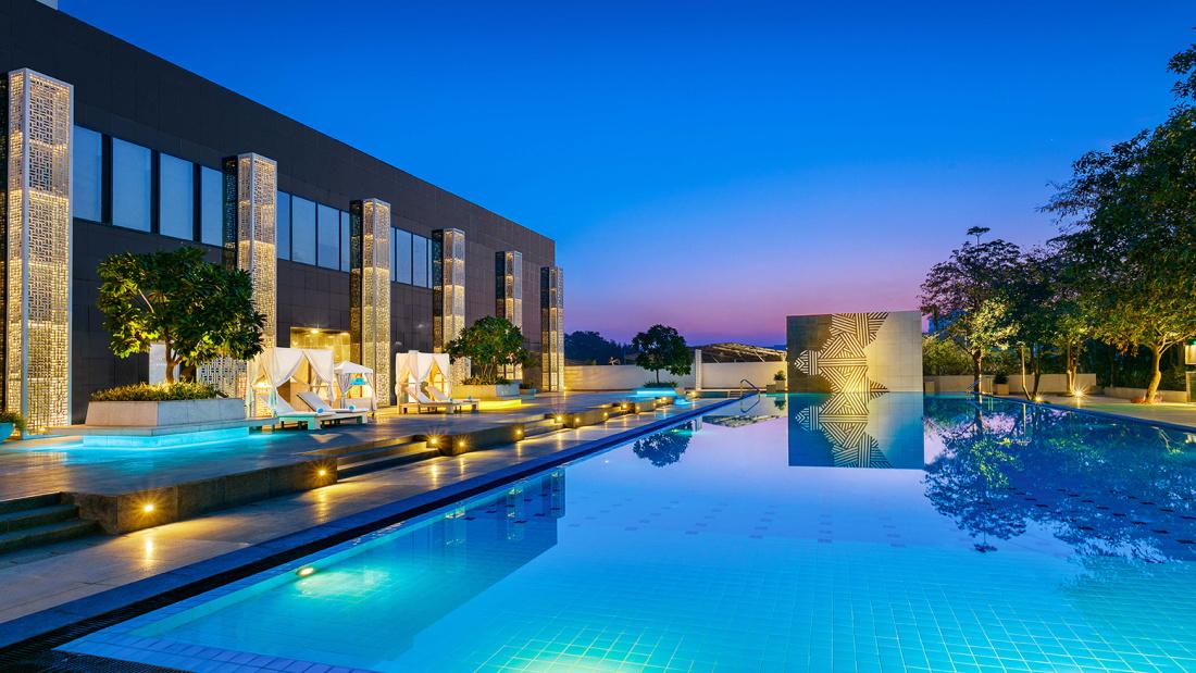 Karma Lakelands Swimming Pool in Gurgaon Resorts with Swimming Pool in Gurgaon 1