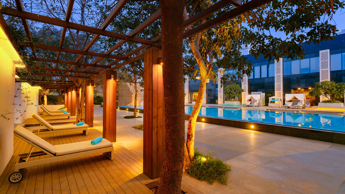 Karma Lakelands Swimming Pool in Gurgaon Resorts with Swimming Pool in Gurgaon 2