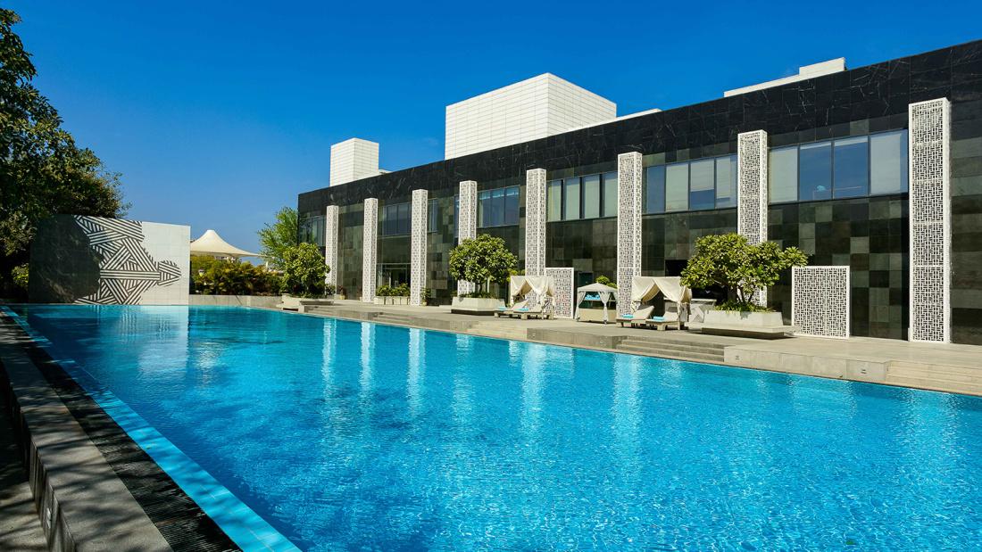Karma Lakelands Swimming Pool in Gurgaon Resorts with Swimming Pool in Gurgaon 3