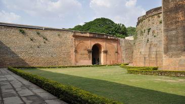 Old Bangalore Fort