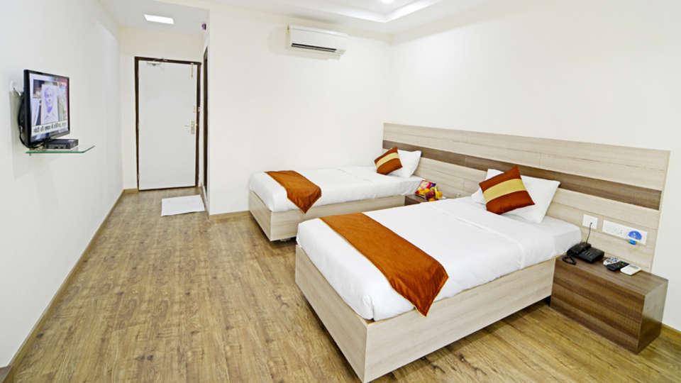 Hotel Serenity La Prime, Hyderabad Hyderabad Rooms Hotel Serenity La Prime Hyderabad 4