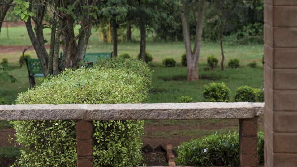 Our Native Village Bengaluru Lawn One Native Village Bangalore