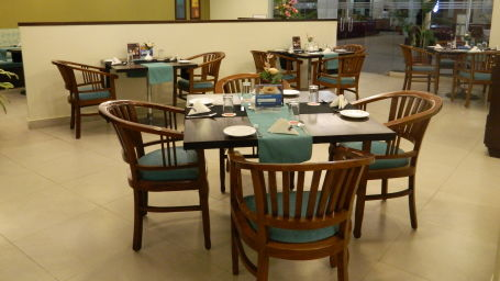 Evoma Hotel, K R Puram, Bangalore Bangalore The Courtyard Restaurant K R Puram Bangalore 5