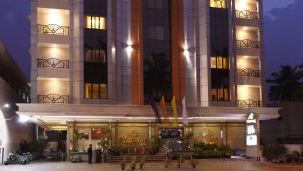 The President Hotel, Jayanagar, Bangalore Bangalore Facade The President Hotel Jayanagar Bangalore