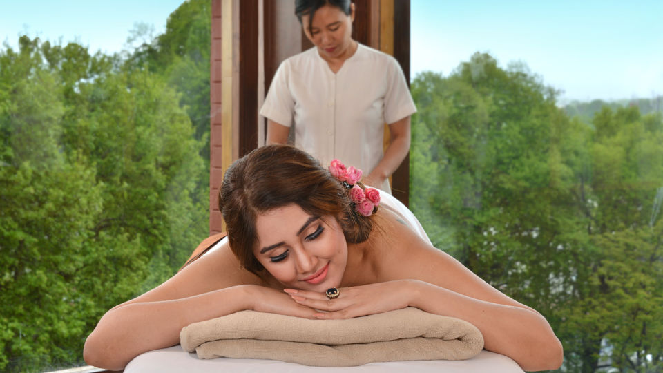 Spa at RK Sarovar Portico Srinagar 5