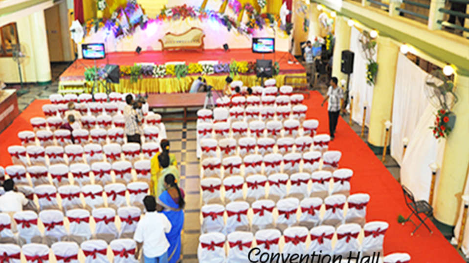 Yasodha Mahal Marriage Hall at Hotel Yasodha Towers Hosur