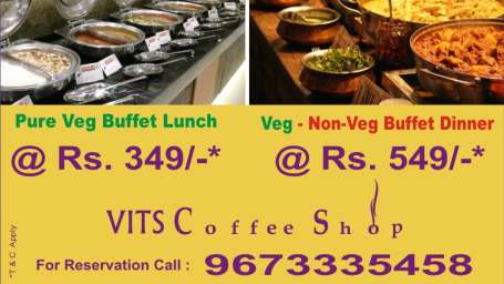 VITS Luxury Business Hotel, Aurangabad Aurangabad Buffet Promotion VITS Luxury Business Hotel Aurangabad