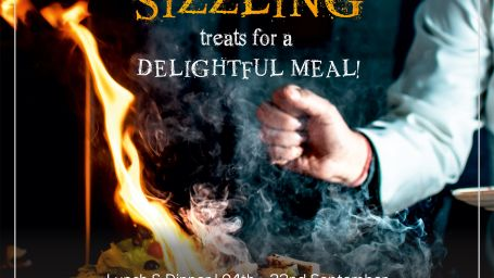 Sizzling food fest 1