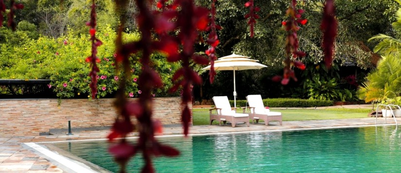 Hotel With Swimming Pool In Coorg, Amanvana Resort And Spa, Resort in Coorg 21