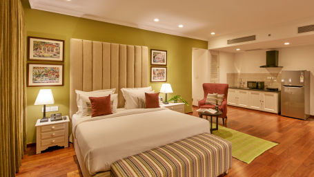 Hotel rooms in Whitefield, Waverly Hotel & Residences, Hotels near VR Mall 12345 6