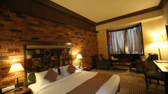 Club Valley View Rooms at The Royal Plaza Gangtok, best gangtok hotels 1