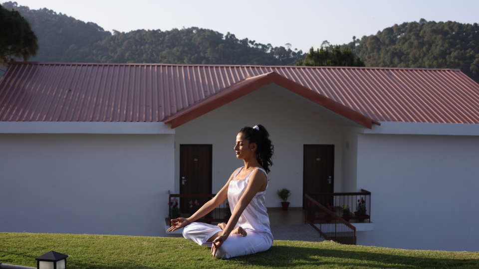 Moksha Himalaya Spa Resort, Chandigarh Chandigarh Moksha Experience Moksha Himalaya Spa Resort Chandigarh 5