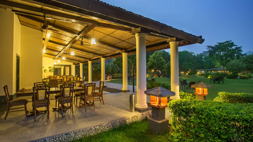 The Riverview Retreat, Corbett Corbett Restaurant pic