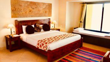 Villa at Infinity Resorts Kanha, Villa in Kanha 9