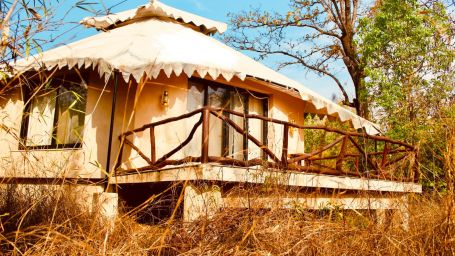Luxury Cottage in Infinity Resorts Kanha, Cottages in Kanha 9