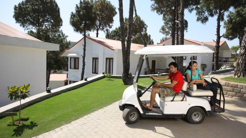 Moksha Himalaya Spa Resort, Chandigarh Chandigarh Experience Moksh Himalaya Spa Resort Chandigarh