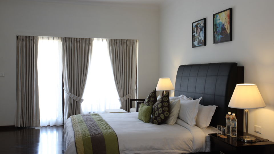 Moksha Himalaya Spa Resort, Chandigarh Chandigarh Moksha Suite Moksha Himalaya Spa Resort Chandigarh 10