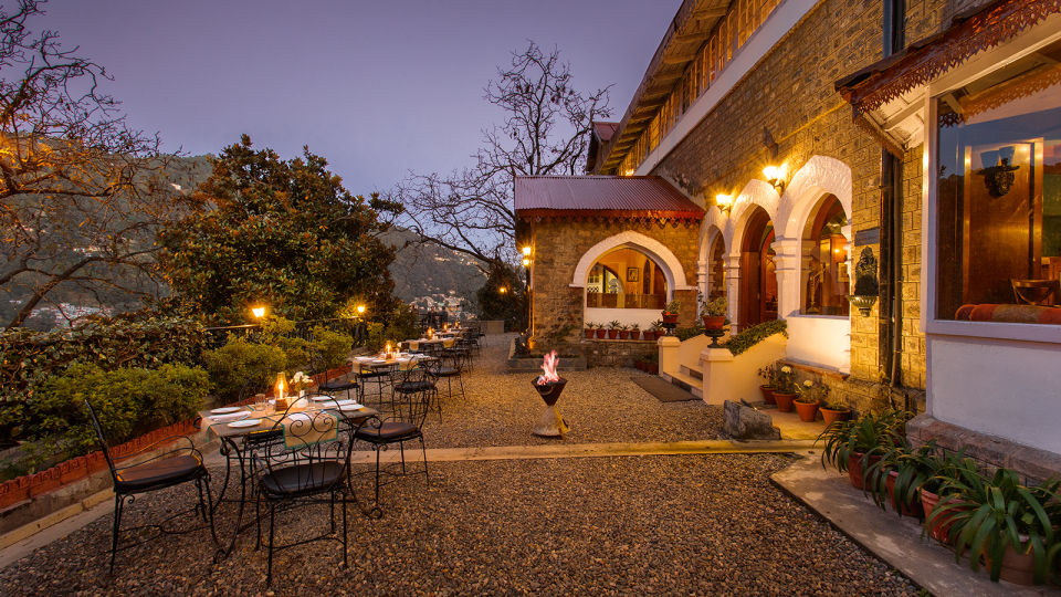The Naini Retreat, Nainital Nainital Alfresco - Gurney House