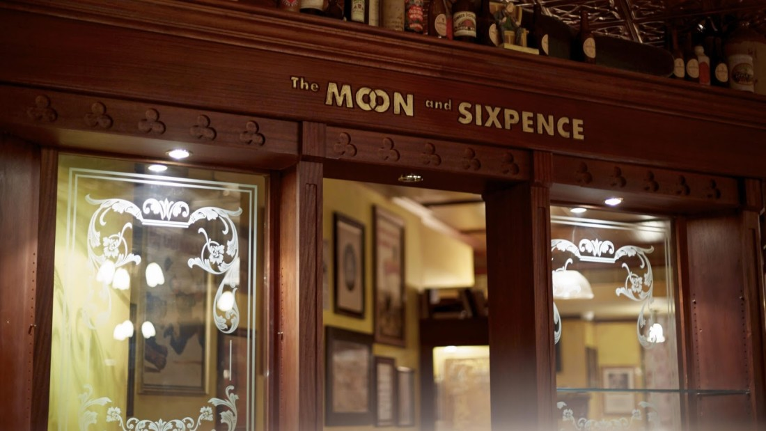 The Moon and Six Pence, Hablis Hotel, Pub in Chennai 5