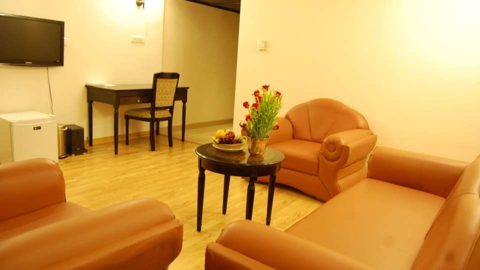 Royal Suites at SRM Hotel Trichy Best Hotels in Trichy 1