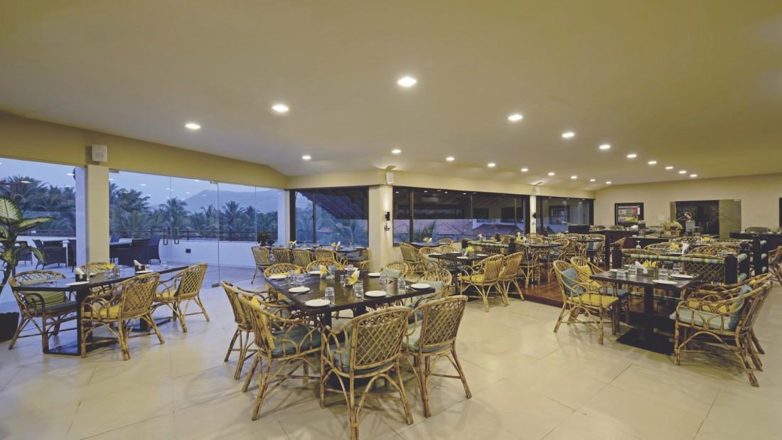 EAT Restaurant, Luxury Resort in Alibaug, Rooms in Alibaug, Suites in Alibaug, Villas in Alibaug