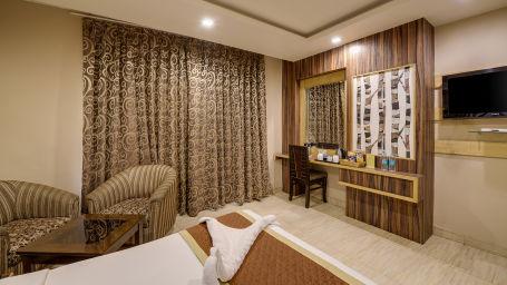 STANDARD Room at The Royal Melange Beacon Ajmer