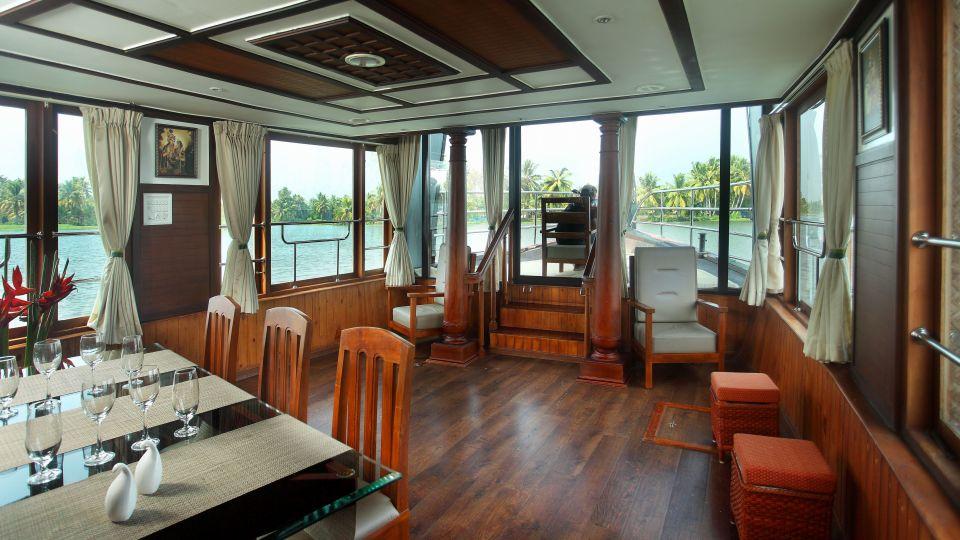 House Boat Vasundhara Sarovar Premiere Vayalar
