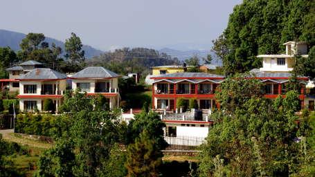 Ojaswi Resort Chaukori Chaukori Exterior View 1 of Ojaswi Hotel and Resort in Chaukori