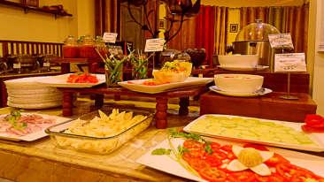 Fork & Spoon Restaurant in Bharatpur1