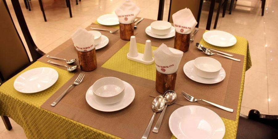 alt-text Taj Mahal Hotel Abids Hyderabad Dakshina Mandapa 06
