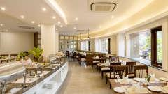 The Square Restaurant at Hotel Sarovar Portico Lonavala 4