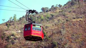 Moksha Himalaya Spa Resort, Chandigarh Chandigarh Cable Car Moksha Himalaya Spa Resort Chandigarh
