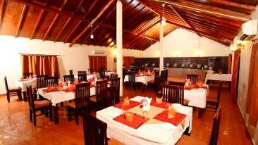 Restaurant at Infinity Resorts Kutch, Restaurant in Kutch 3