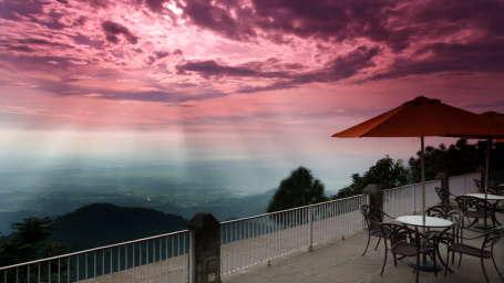 Moksha Himalaya Spa Resort, Chandigarh Chandigarh Timber Trail Resort Chandigarh 4