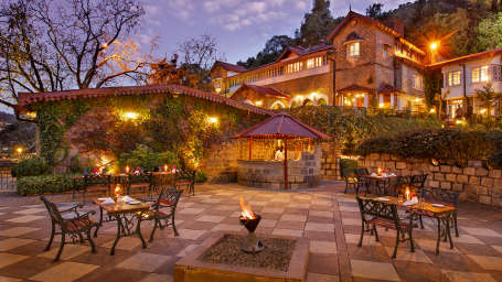 The Naini Retreat, Nainital Nainital Bar-be-que