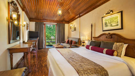 The Naini Retreat, Nainital Nainital Lake view Room